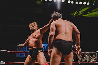 池田大輔vs石川雄規~2020.7.7 wXw AMBITION12~
